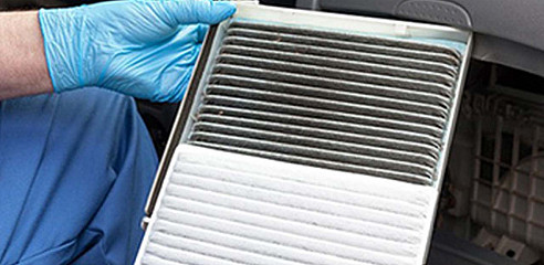 Gezonde lucht in uw auto met nieuwe pollenfilter